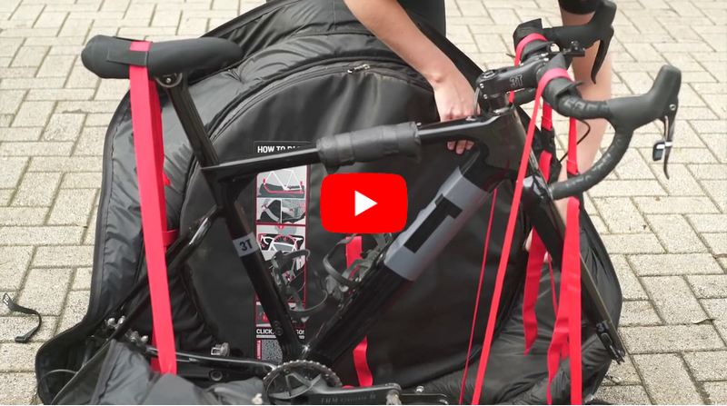 HOW TO PACK THE 3T EXPLORO IN A BIKE BAG